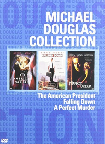 Michael Douglas Collection Douglas Michael Clr Nr 3 DVD