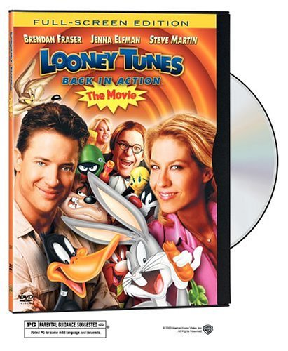 Looney Tunes Back In Action Looney Tunes Back In Action Clr Pg