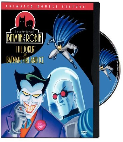 Adventures Of Batman & Robin Joker Fire & Ice Clr Nr