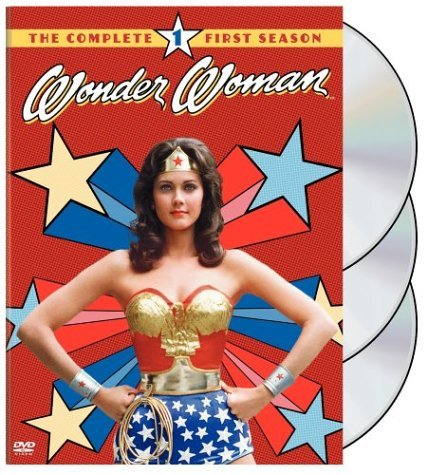 Wonder Woman Wonder Woman Season 1 Nr 3 DVD