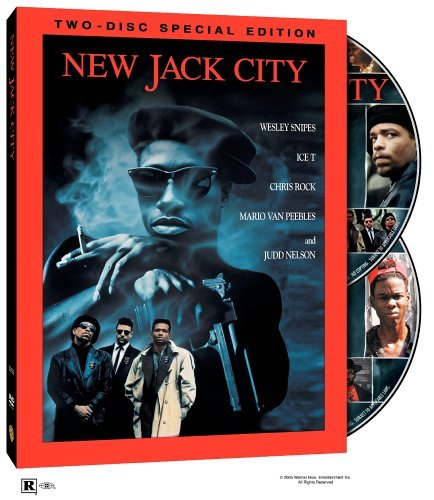 New Jack City Payne Rock Ice T Nelson Clr Ws O Sleeve R 2 DVD Special