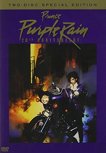 Purple Rain Prince Apollonia Day Karlatos DVD R 2 Disc 20th Anniversary Edition