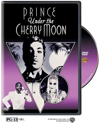 Under The Cherry Moon Prince DVD Pg13 Ws
