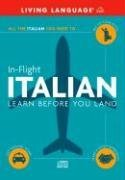 Living Language In Flight Italian Learn Before You Land