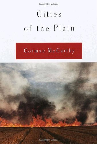 Cormac Mccarthy Cities Of The Plain