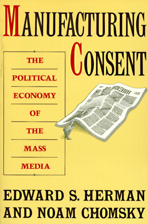 Edward S. Herman Manufacturing Consent