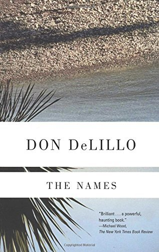 Don Delillo The Names