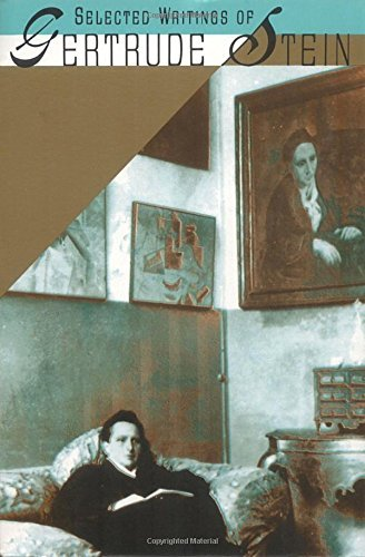 Gertrude Stein Selected Writings Of Gertrude Stein