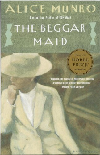 Alice Munro The Beggar Maid Stories Of Flo And Rose