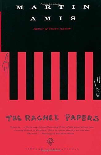 Martin Amis The Rachel Papers