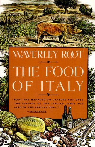 Waverley Root The Food Of Italy