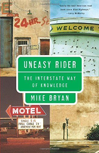 Mike Bryan Uneasy Rider