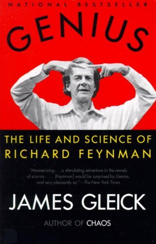 James Gleick Genius The Life And Science Of Richard Feynman