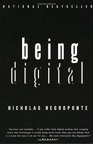 Nicholas Negroponte Being Digital