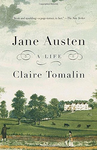 Claire Tomalin Jane Austen A Life