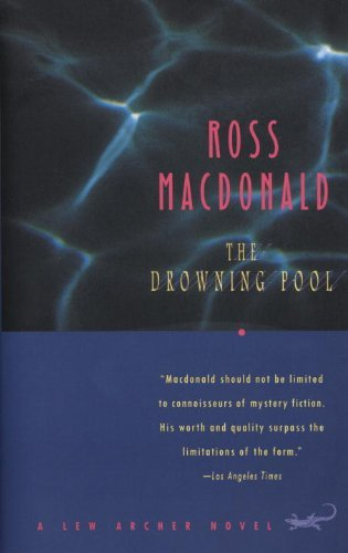Ross Macdonald The Drowning Pool
