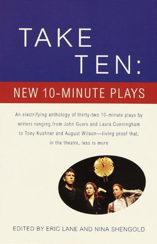 Eric Lane Take Ten New 10 Minute Plays