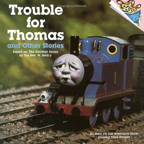 Wilbert Vere Awdry Trouble For Thomas And Other Stories (thomas & Fri