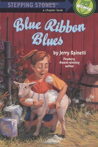 Jerry Spinelli Blue Ribbon Blues A Tooter Tale