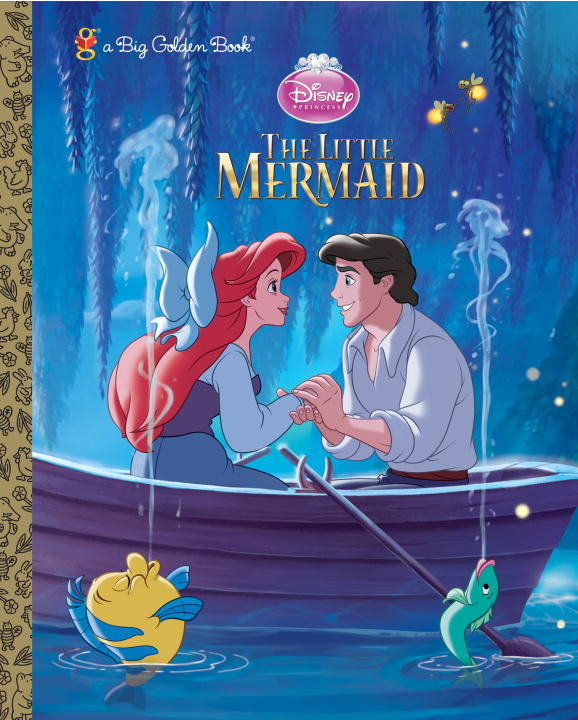 Disney Storybook Artists The Little Mermaid