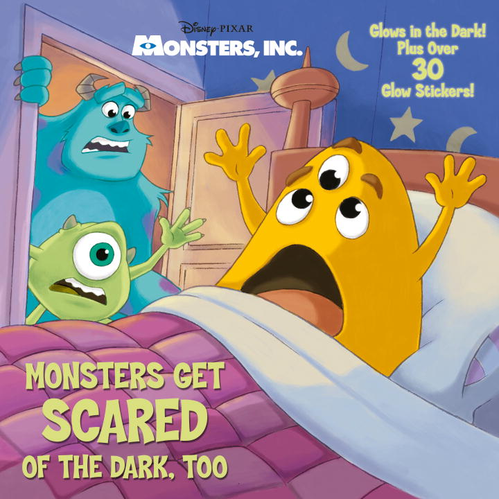 Melissa Lagonegro Monsters Get Scared Of The Dark Too