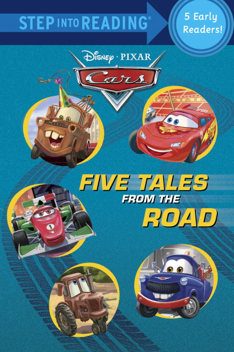 Random House Disney Five Tales From The Road