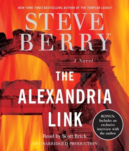 Steve Berry Alexandria Link The