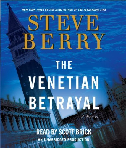 Steve Berry The Venetian Betrayal