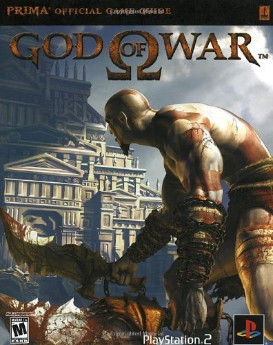 Kaizen Media Group God Of War Prima Official Game Guide