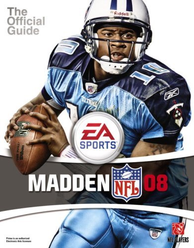 Prima Games Madden Nfl 08 Prima Official Game Guide