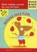 Phyllis Root Mouse Has Fun Brand New Readers