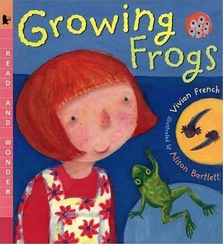 Vivian French Growing Frogs