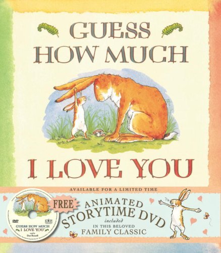 Sam Mcbratney Guess How Much I Love You [with Storytime Dvd]