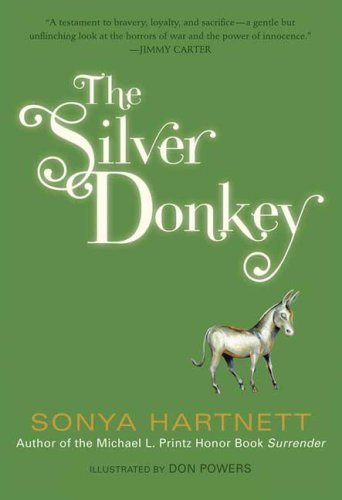 Sonya Hartnett Silver Donkey The