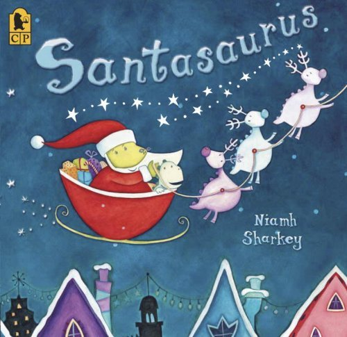 Niamh Sharkey Santasaurus