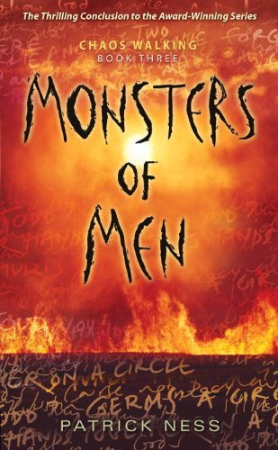 Patrick Ness Monsters Of Men