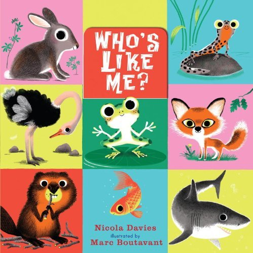 Nicola Davies Who's Like Me?