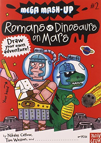 Nikalas Catlow Romans Vs. Dinosaurs On Mars