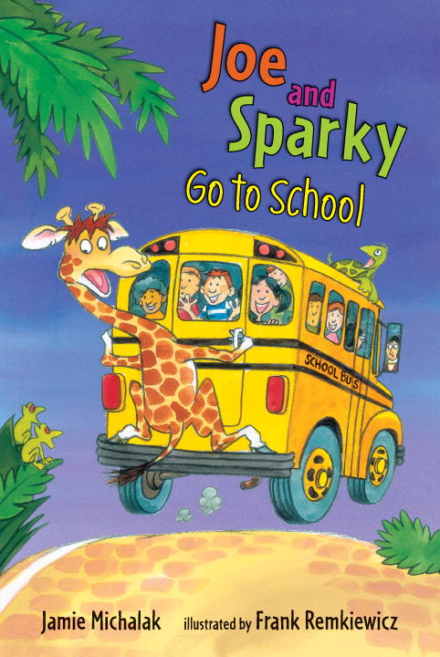 Jamie Michalak Joe And Sparky Go To School