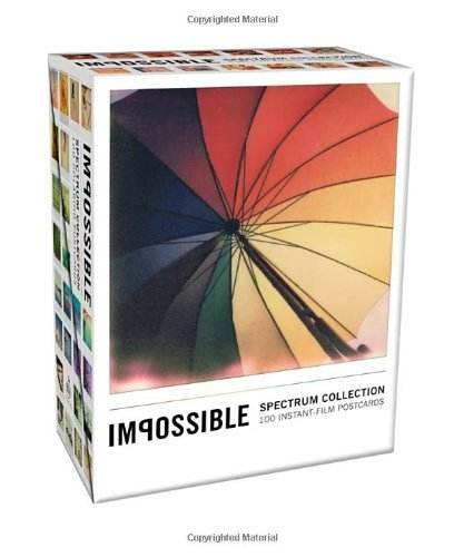 The Impossible Project The Impossible Project Spectrum Collection 100 Instant Film Postcards