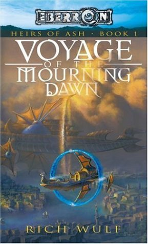 Rich Wulf Voyage Of The Mourning Dawn