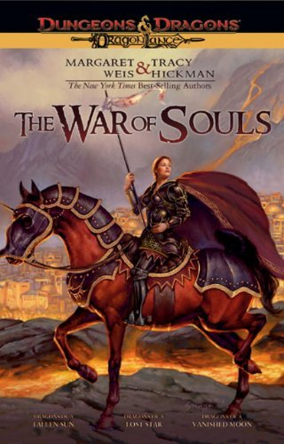 Margaret Weis The War Of Souls