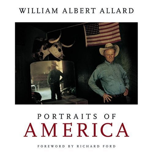 William Albert Allard Portraits Of America