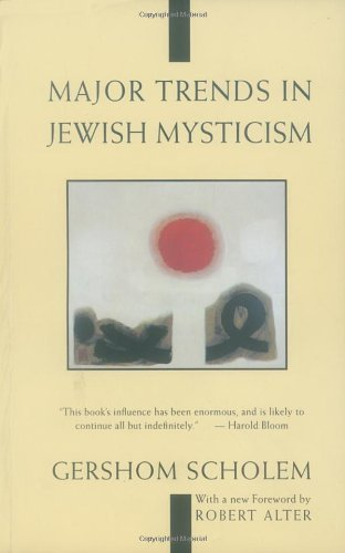 Gershom Scholem Major Trends In Jewish Mysticism Revised