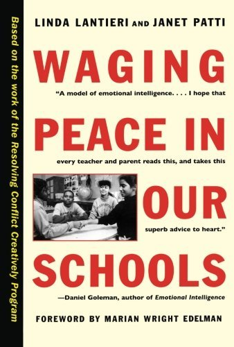 Linda Lantieri Waging Peace In Our Schools