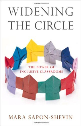 Mara Sapon Shevin Widening The Circle The Power Of Inclusive Classrooms