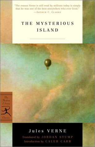 Jules Verne The Mysterious Island Revised