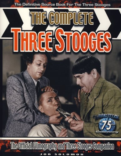 Jon Solomon The Complete Three Stooges