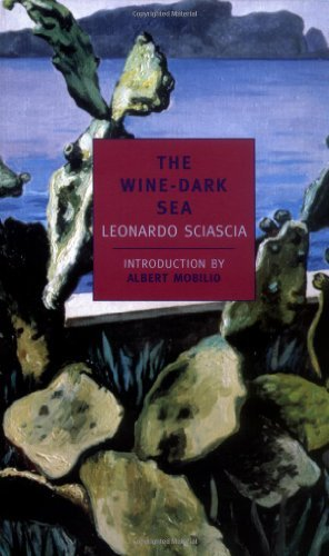 Leonardo Sciascia The Wine Dark Sea