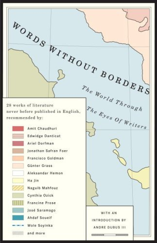 Samantha Schnee Words Without Borders The World Through The Eyes Of Writers An Antholo